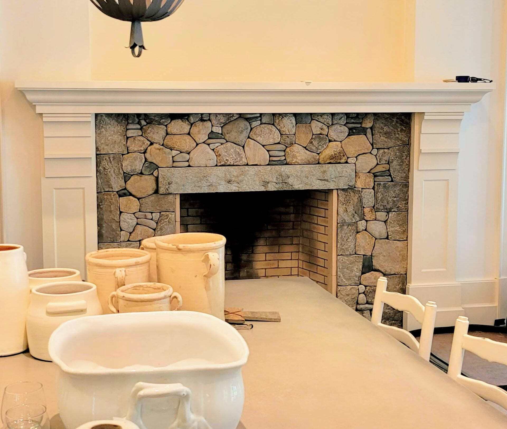 Ecclectic-Fireplace