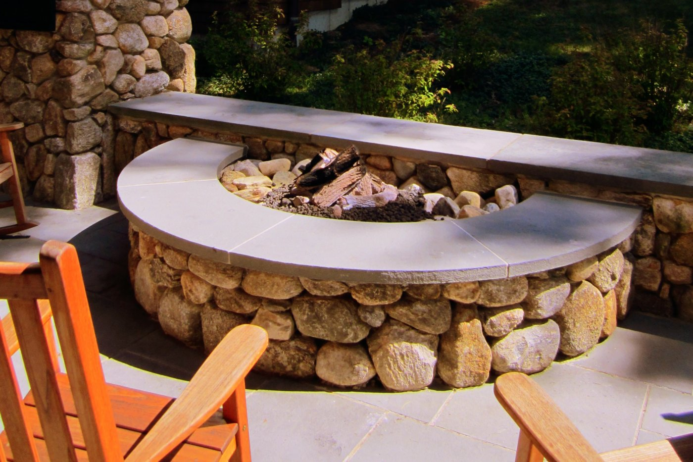 Firepit OSGC Plymouth