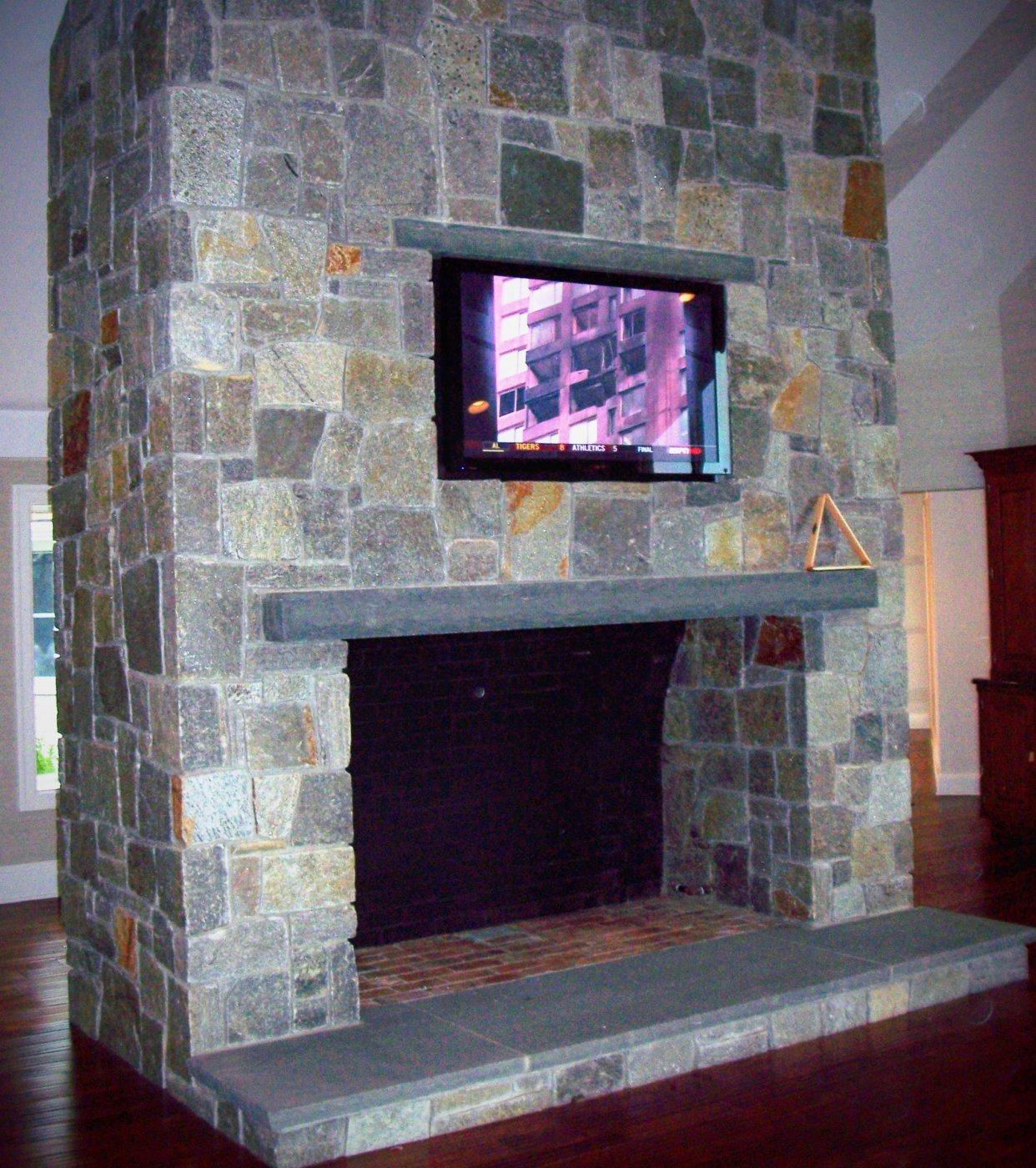 Granite Fireplace Orleans, Mass