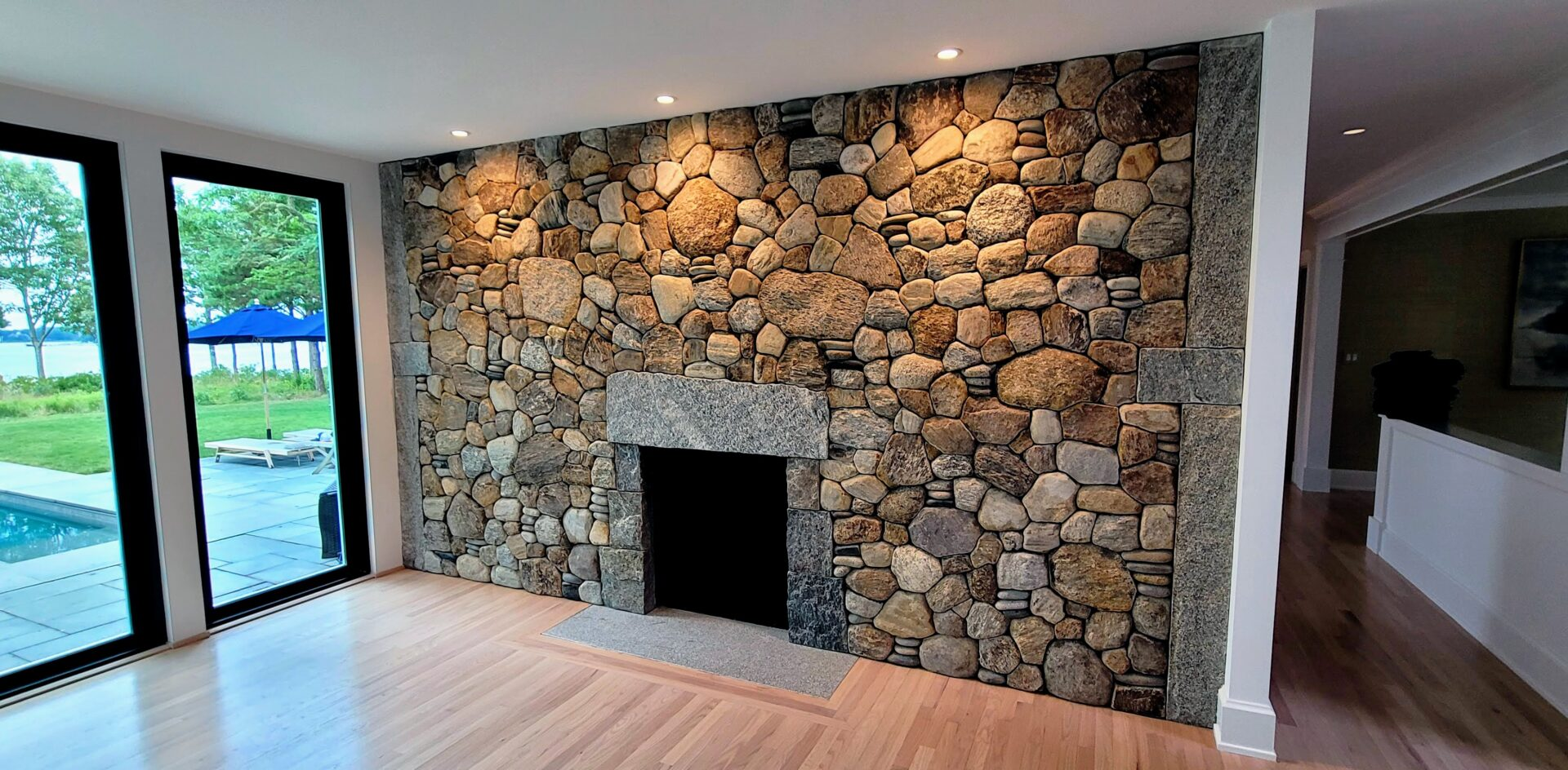 Nantucket-Beach-Fireplace-Granite