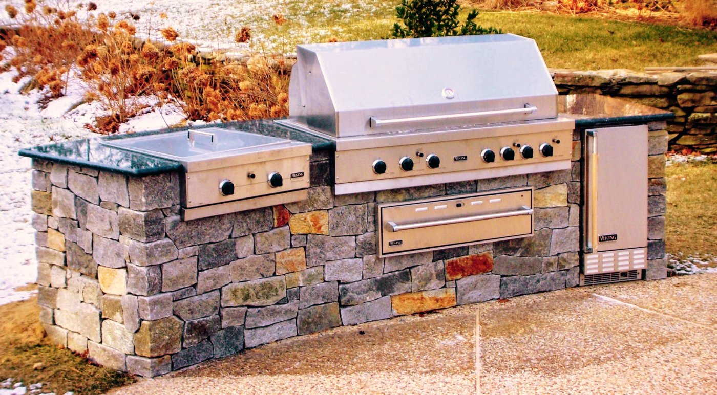 Outdoor Living BBQ Grill Falmouth, Cape Cod